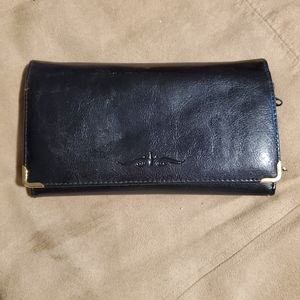 Little Black Wallet